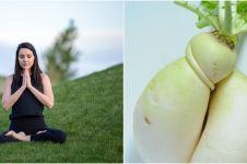 Kisah wanita lansia terapkan gaya hidup sehat dengan yoga, inspiratif