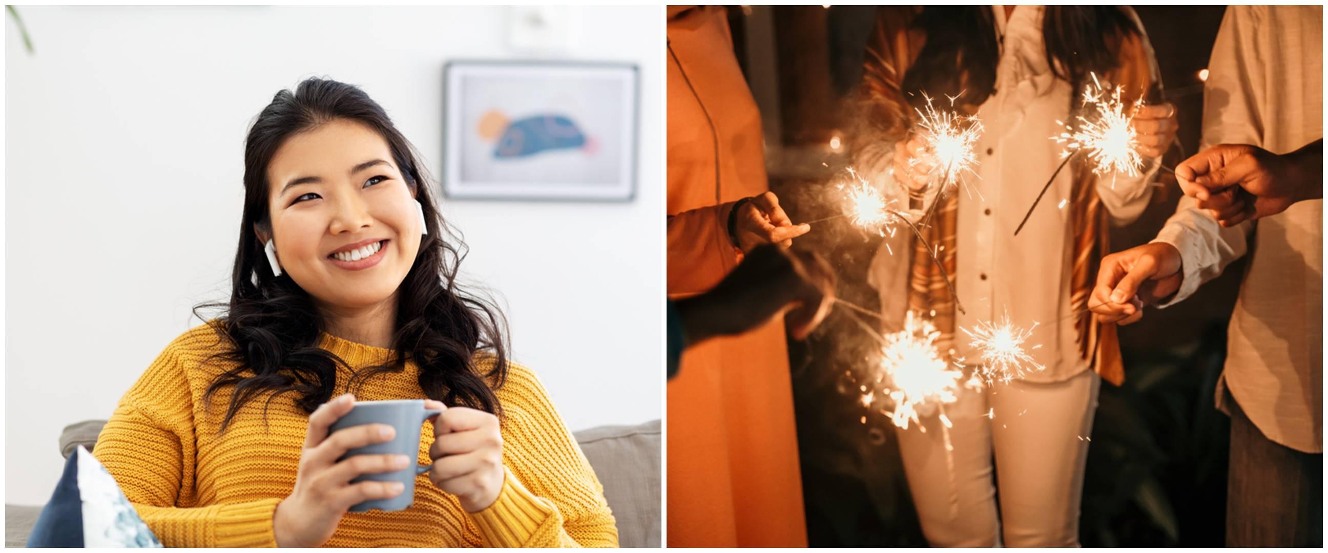 5 Cara tetap hepi liburan akhir tahun di rumah modal Rp 12 ribu aja