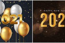 40 Ucapan selamat Tahun Baru 2021 buat orang tua, pacar, dan sahabat