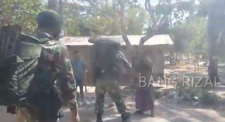 kepulangan tentara ditangisi warga Berbagai sumber