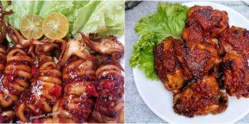 10 Resep makanan bakar dengan teflon, simpel dan mudah dibuat