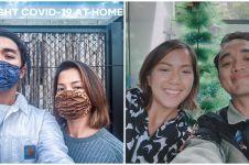 9 Cara Dipha Barus dan istri melawan Covid-19 dari rumah