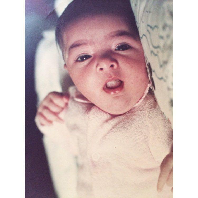 Potret masa kecil Ashanty Instagram