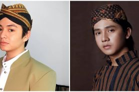 Potret 10 aktor kenakan baju adat Jawa, Arya Saloka curi perhatian
