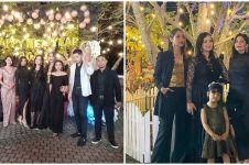 7 Momen seru pemain Ikatan Cinta rayakan tahun baru di lokasi syuting