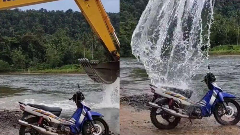 kendaraan proyek nyeleneh berbagai sumber