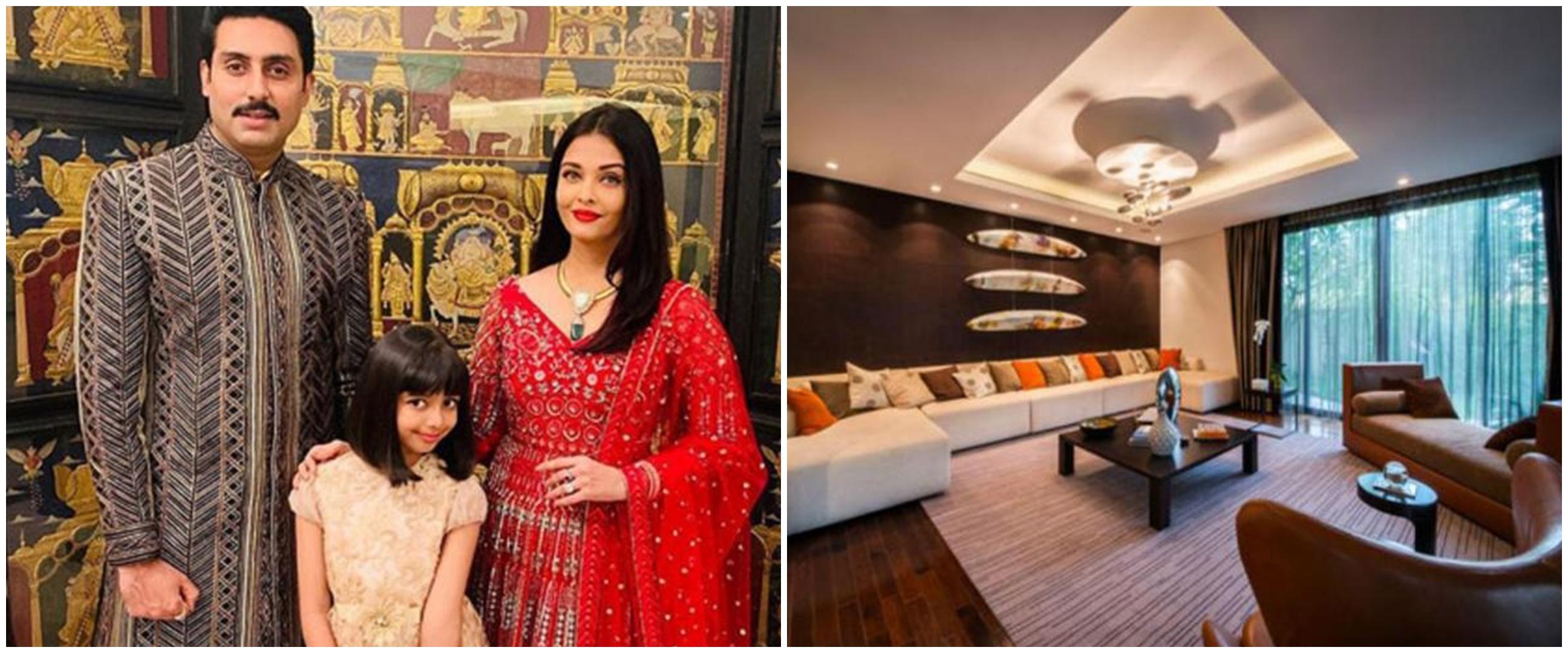 9 Potret hunian Aishwarya Rai dan Abhishek Bachchan di tiga negara