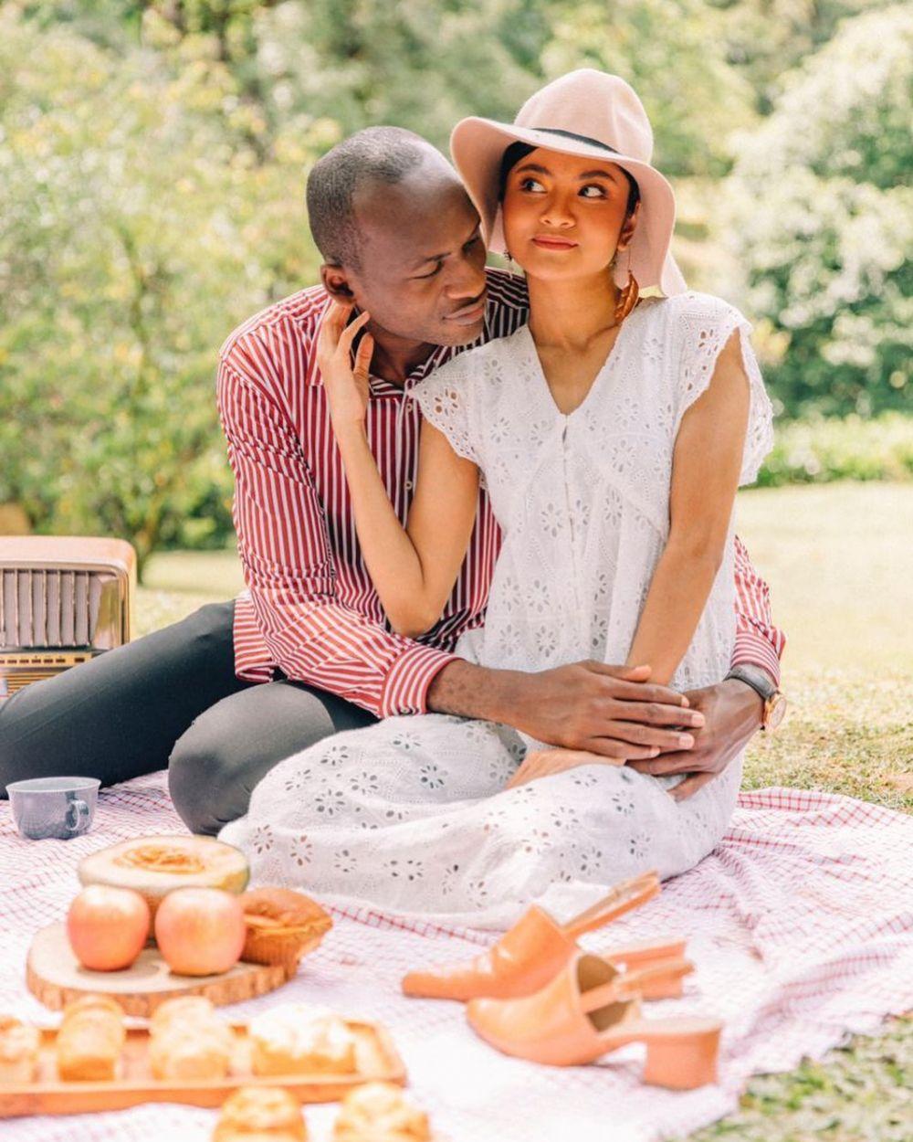 kabar wanita nikah pria Afrika © Instagram