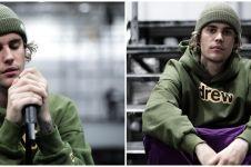 Unggah foto tubuh bebas tato, penampilan Justin Bieber sedot perhatian
