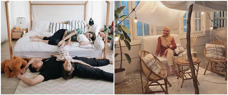 Potret ruangan rumah 8 seleb ini elegan dan Instagramable abis
