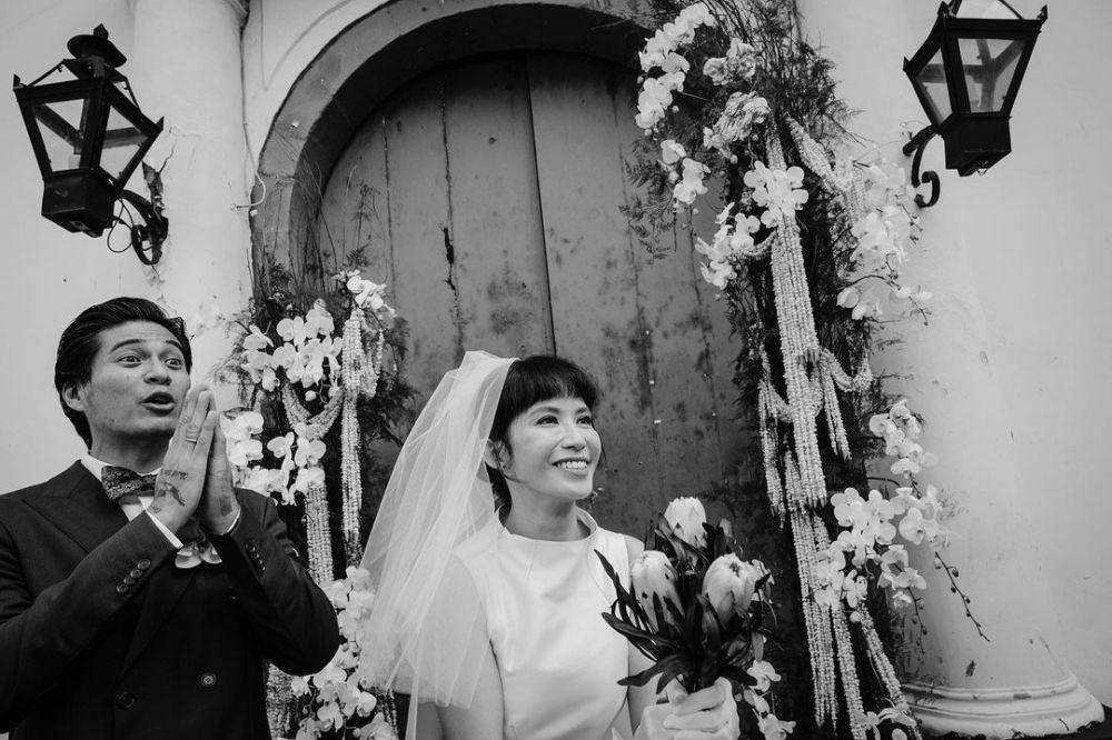 pernikahan marshall sastra © Instagram