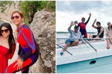 Sembuh dari Covid-19, ini 10 momen Maia Estianty liburan ke Bali