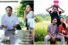10 Momen aktivitas keluarga Ruben Onsu di awal tahun, sederhana & seru