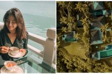 8 Potret villa milik kakak ipar Nikita Willy, menghadap laut lepas