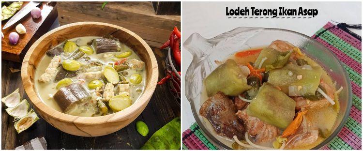 10 Resep sayur lodeh terong spesial, enak, praktis, dan sederhana