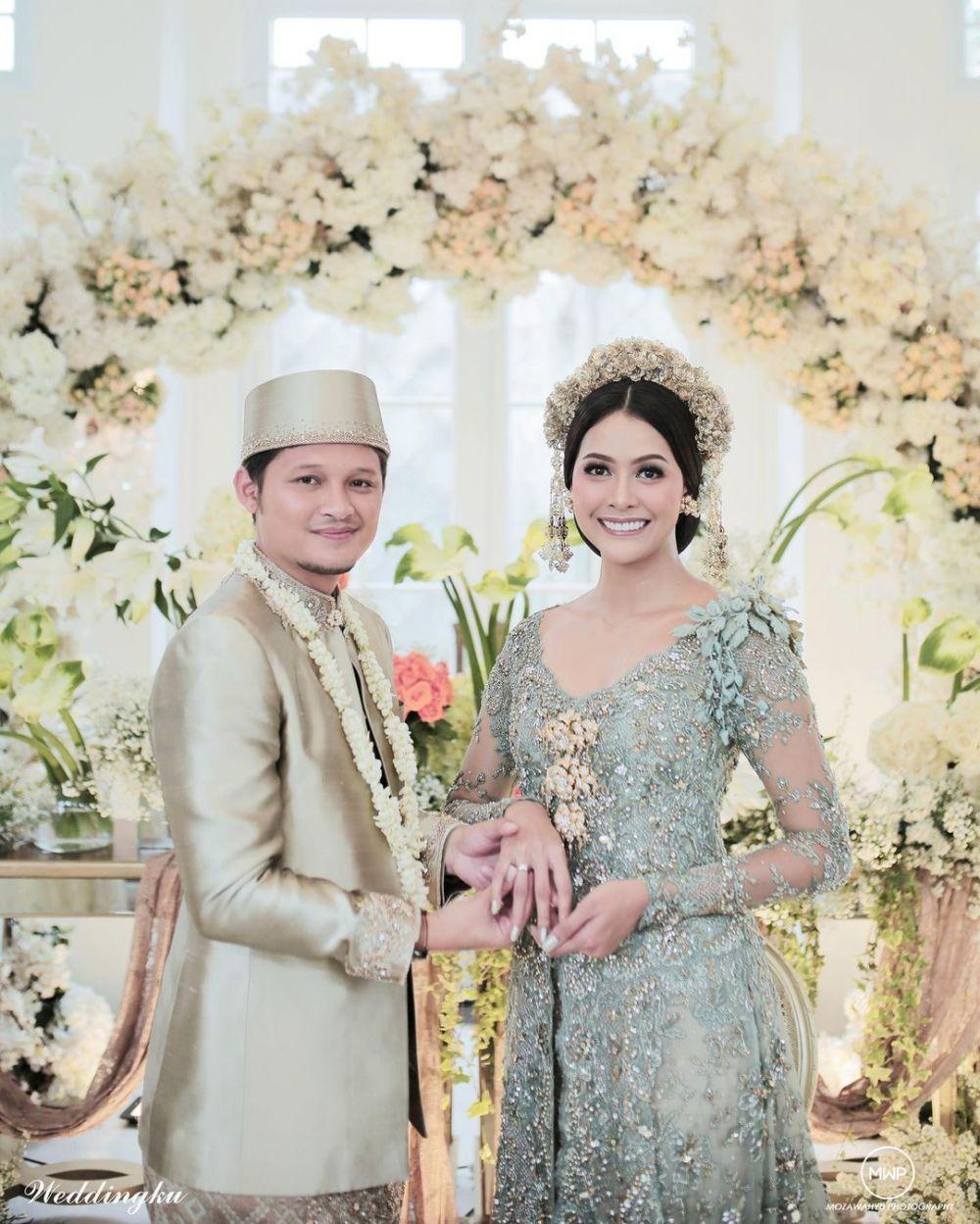 Putri Indonesia saat menikah  © 2021 brilio.net