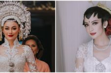 Penampilan 10 Putri Indonesia saat menikah ini auranya terpancar