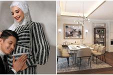 6 Potret desain interior lantai 3 rumah baru Zaskia Sungkar, elegan!