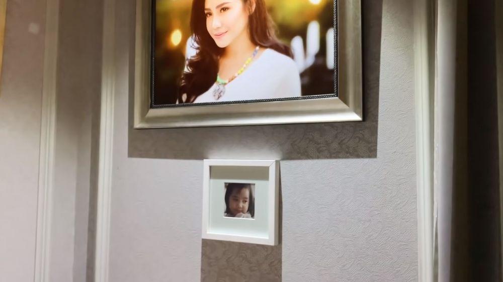 kamar Nagita di rumah Rieta © YouTube