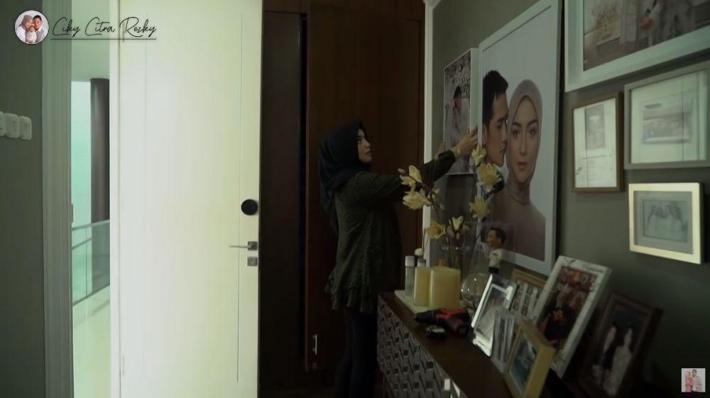 potret kamar Citra Kirana © YouTube
