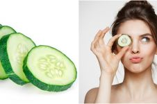 10 Manfaat mentimun untuk kecantikan serta cara penggunaannya