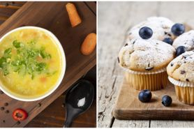 8 Makanan pelancar ASI, sehat, alami, dan mudah ditemukan