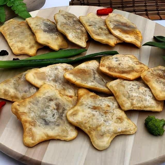 Resep kreasi cireng berbagai isi © Instagram