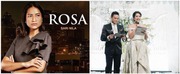 7 Potret lawas Sari Nila 'Mama Rosa' saat jadi MC, curi perhatian