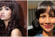 10 Potret lawas Vanessa Angel, masa remajanya jadi sorotan