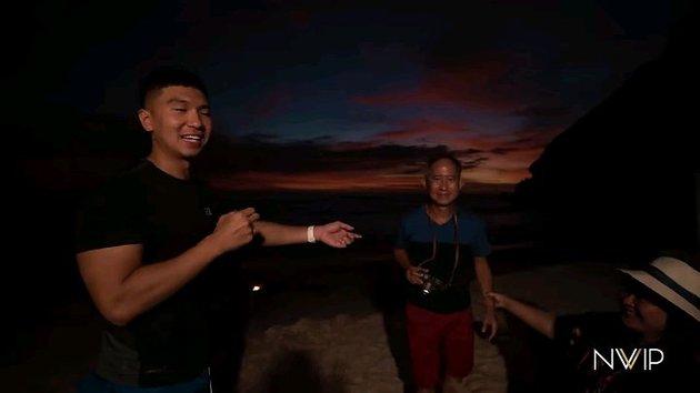 Momen Nikita Willy bersama keluarga Indra Priawan © YouTube