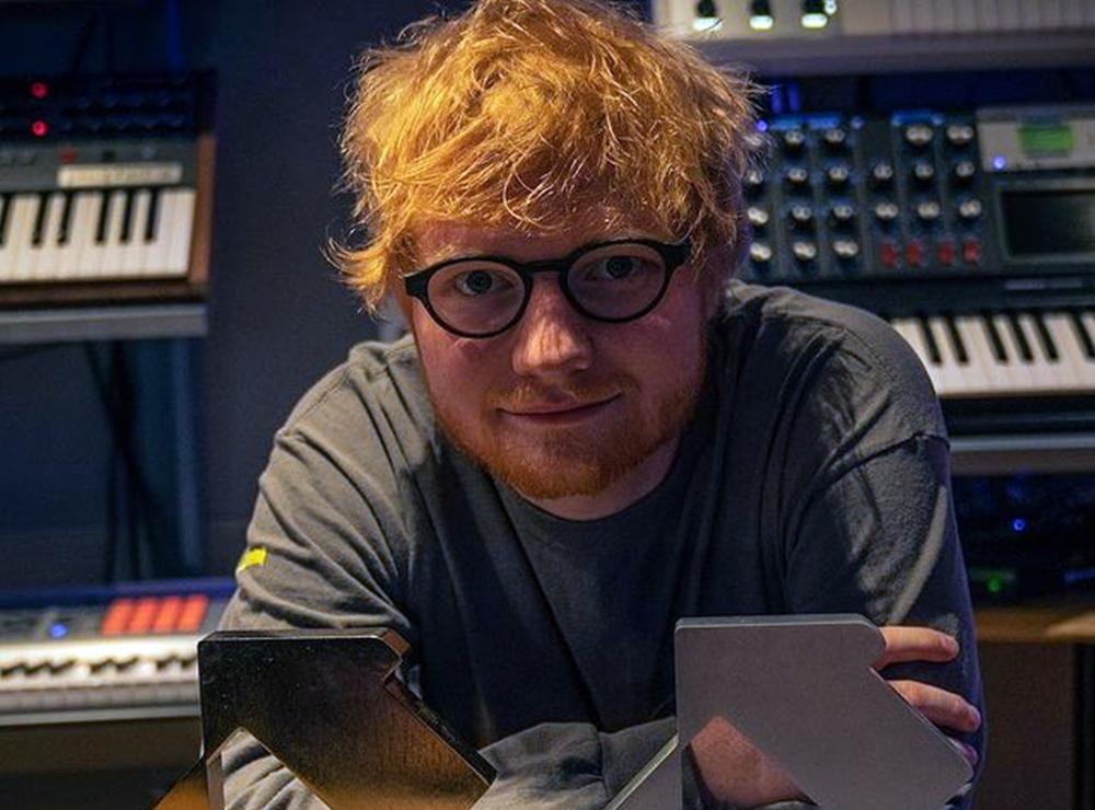 Ed Sheeran Afterglow © 2021 brilio.net
