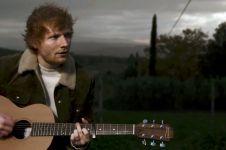 """4 Fakta single terbaru Ed Sheeran """"Afterglow"""", cerita sang istri"""