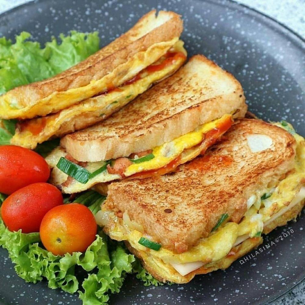 Resep sarapan paling simpel Berbagai sumber