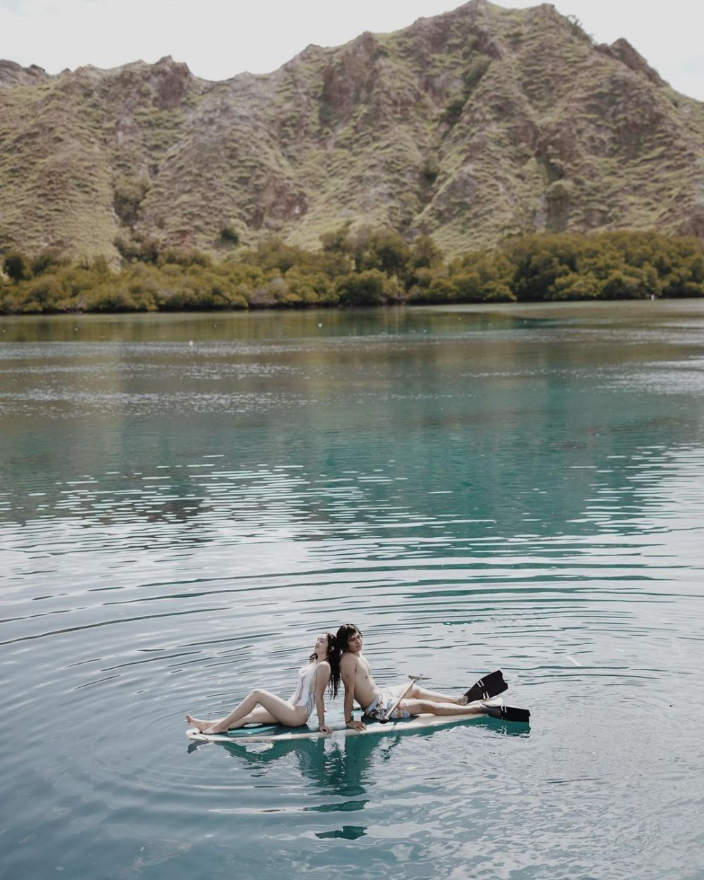 Potret liburan Ranty Maria di Labuan Bajo Instagram