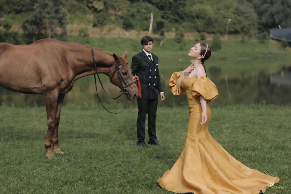 Felicya dan Caesar Hito jelang nikah © 2021 brilio.net