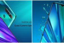 Harga HP Realme 5 Pro serta spesifikasi, kelebihan, dan kekurangan