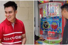 8 Potret wahana bermain di kantor Baim Wong, bikin betah