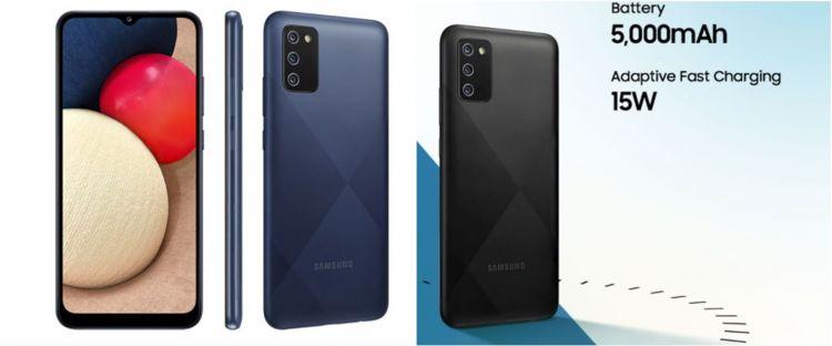 Harga Samsung A02s beserta spesifikasi, kelebihan dan kekurangannya