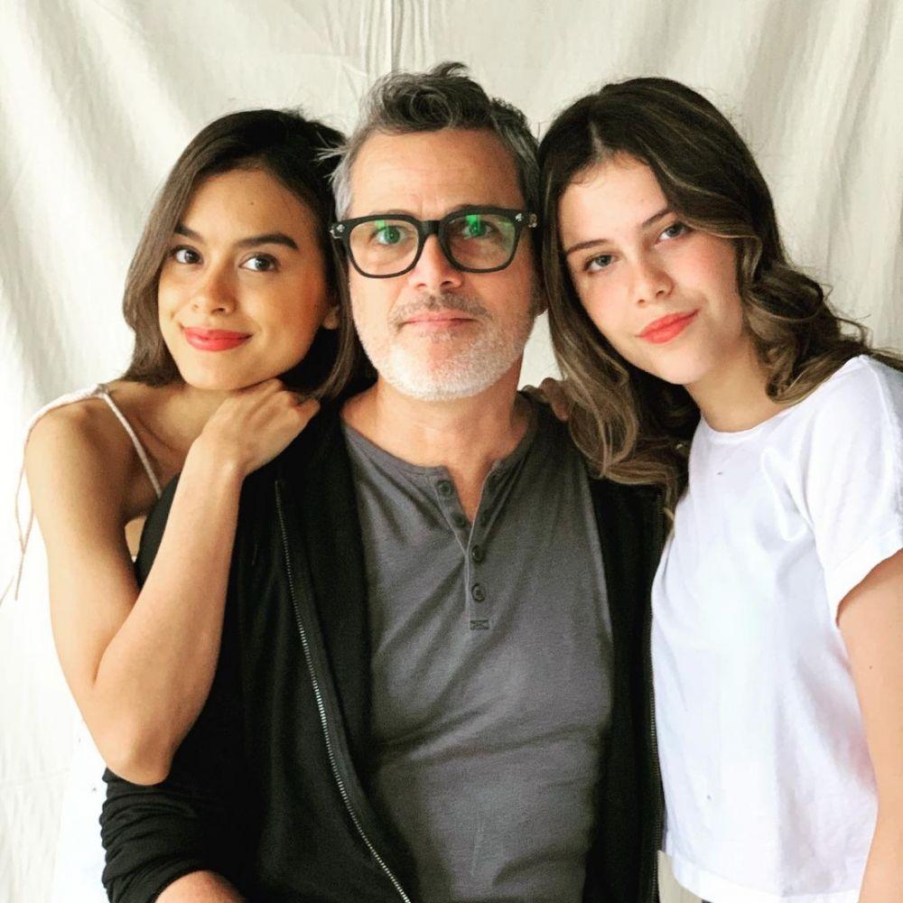 Eva Celia dan Michael Villareal © Instagram