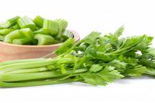 10 Manfaat daun seledri untuk kecantikan, bisa mengatasi jerawat