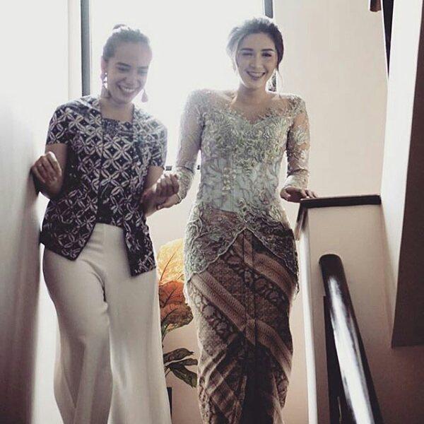 Putri Anne dan adik © Instagram