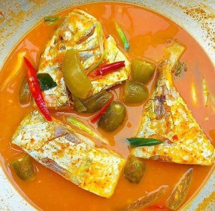 ikan kuah merah ©Instagram