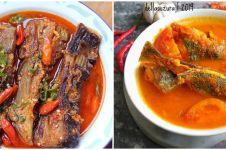 10 Resep ikan kuah merah, enak, segar, dan sederhana
