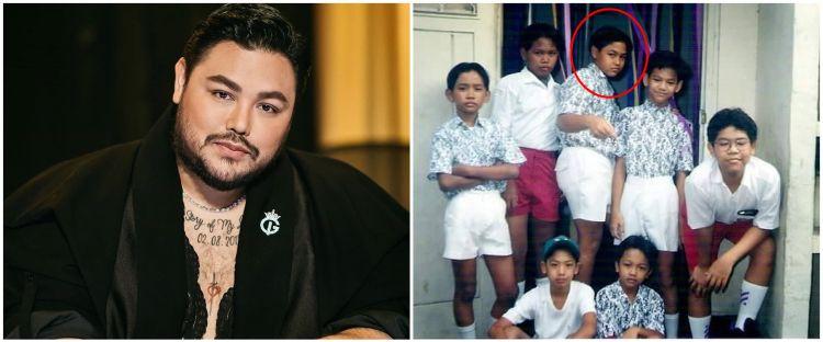 7 Potret Ivan Gunawan saat zaman sekolah, parasnya imut-imut