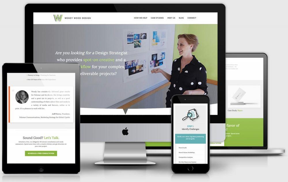 8 Langkah membuat portofolio desain web © 2021 brilio.net