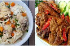 15 Resep olahan sayap ayam, enak, sederhana, dan praktis