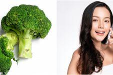 10 Manfaat brokoli untuk kecantikan, bantu menutrisi kulit
