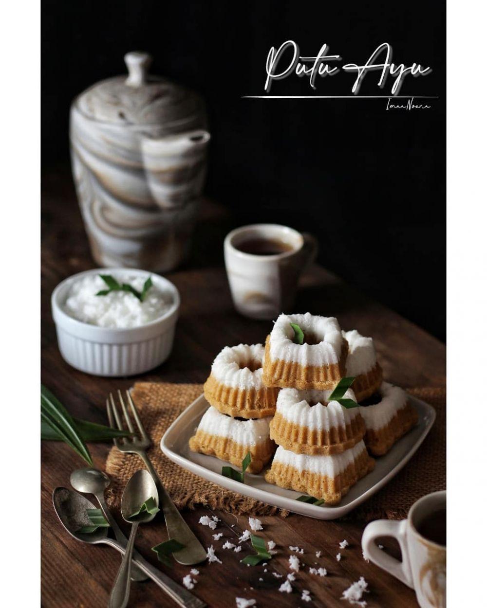 Resep kue putu ayu © 2021 brilio.net
