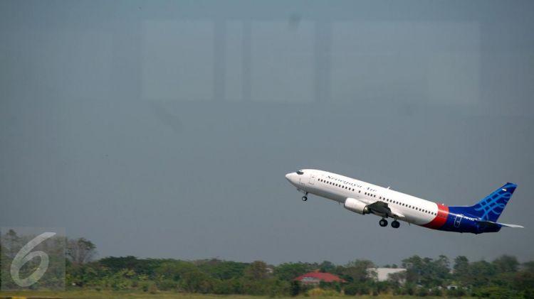 Sriwijaya Air SJ182 hilang kontak, dikabarkan angkut 59 penumpang