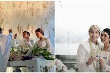 Jalani pacaran lebih 7 tahun, ini momen bahagia 7 seleb saat nikah